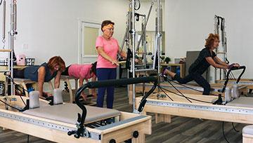 Circuit Pilates – Int/Adv